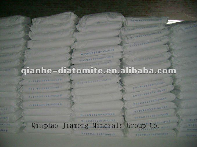 Calcined Diatomite Powder for Beer Refinery