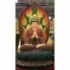 new design large colorful pray buddha statues for sale