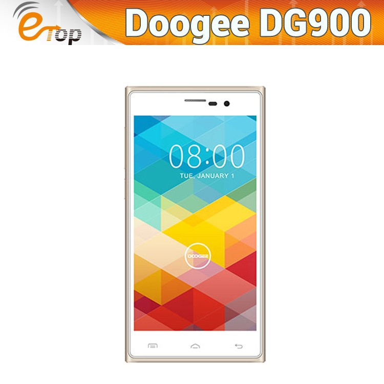 "DOOGEE Turbo2 DG900 5.0"" FHD Android 4.4 MTK6592 Octa Core 2GB Smartphone Golden"