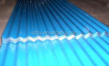 Pre-paint Depth of corrugation:18mm Galvanized Steel Sheets roofing sheet