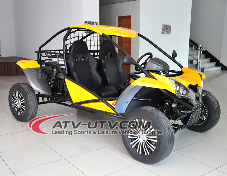 best selling 500cc 4x4 off road double seat go kart
