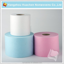Hangzhou PP Spunbonded Nonwoven Supplies Industrial Wipes
