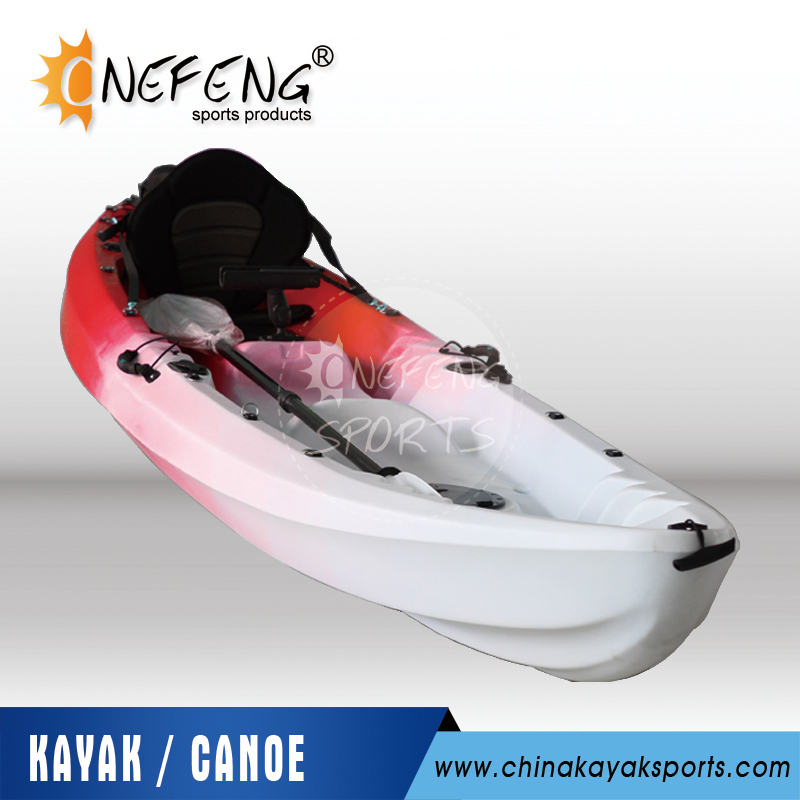 Amazing!Factory supply double seat sea kayak 250cc for 2015