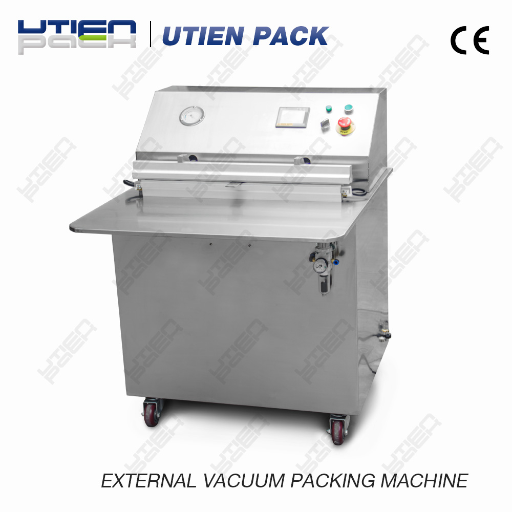 Applied in Chemical DZ600L series vacuum packing