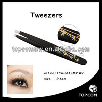 mini Little flowers tweezers