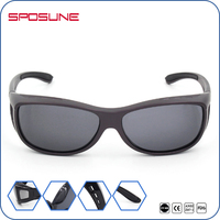 Excellent quality reading fit over glasses sunglasses for fashion sun glasses