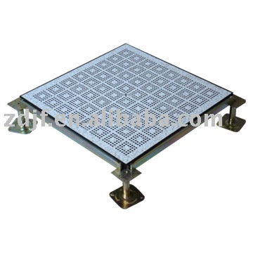 perforated access floor