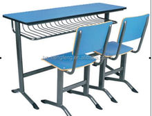 Hot sales cheap school children study desk and chair