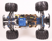 Supply RC hobby 1/5 hsp nitro 4x4 off road truck for sale