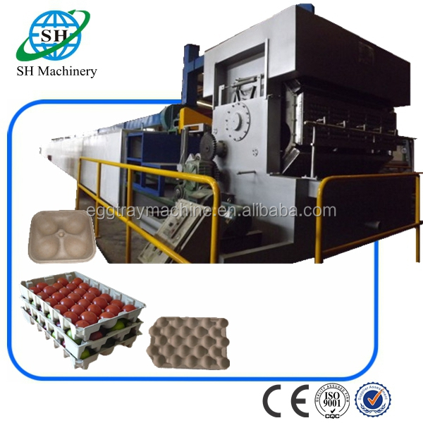 large capacity paper tray making machine high demand products India