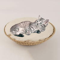 Guangzhou cat cube bed , lovely pet house