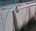 Easy Assembling Hesco Concertainer Gabions Water Storm Control Barrier