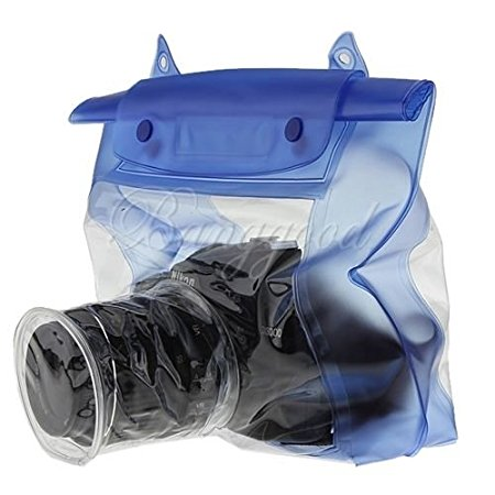 Camera Univeral Waterproof Underwater Housing Case Pouch PVC Dry Bag For Camera