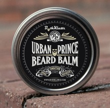 Beard Balm With Shea Butter & Argan Oil - Leave in Wax Conditioner for Men - Styles & Strengthens Hair - 2OZ