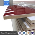 Solid Colour High Gloss Acrylic MDF 1220*2400mm size