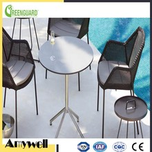 Amywell good price dampproof Formica laminate phenolic hpl wood coffee table