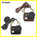 GoPro 3+/4 Protector Leather case cover with 40.5mm UV filter for GoPro Hero 3+/4