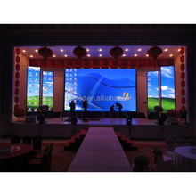 Quick Installation P2/P3/P4/P5/P6 Indoor LED Display for Advertising wall