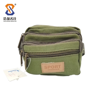 Wholesale Cheap custom gym cycling Sports sling Waist Bag for men