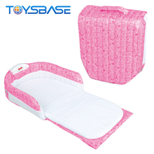 New Design Travel Carry Portable Baby Crib Comfortable Baby Carry Bed