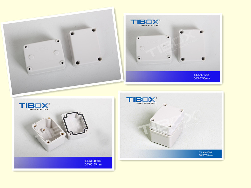 Low price waterproof junction enclosure electrical boxes