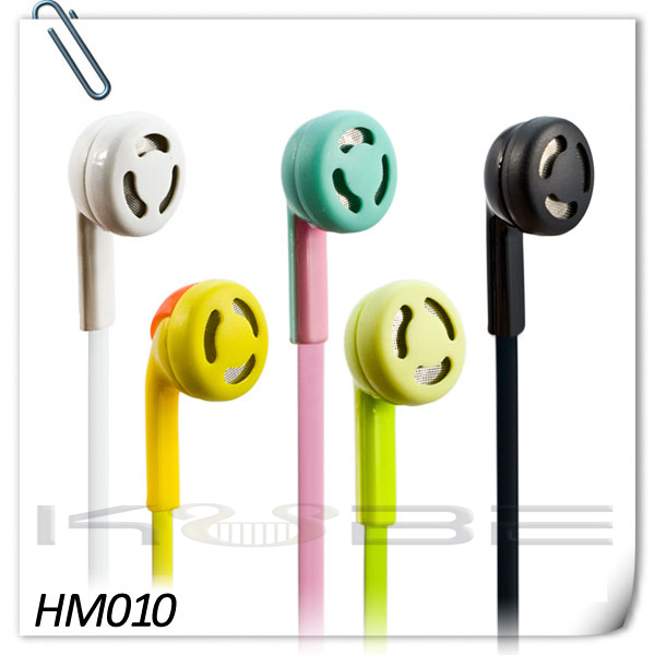 Wholesale cheap stereo wired earphone good quality earphone price within $1