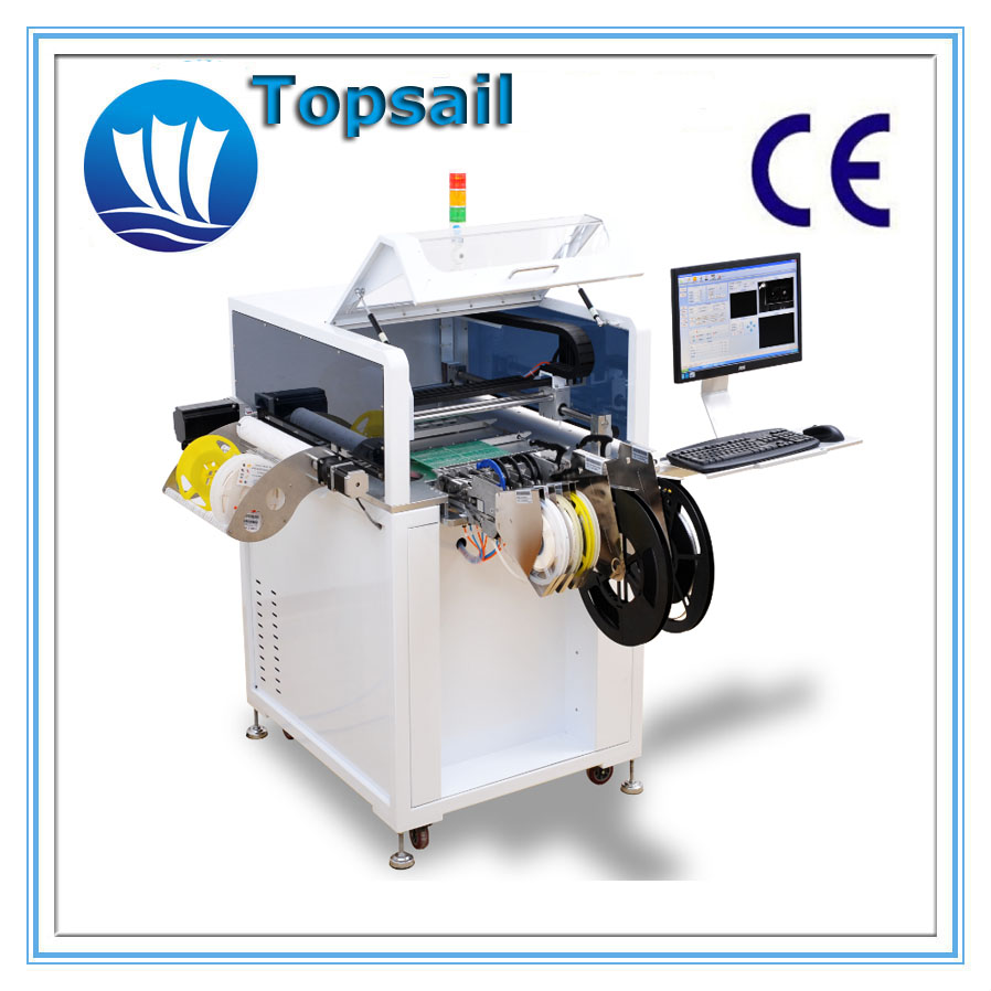 High quality effective PCB Manufacturing Equipment with CCD camera TP4010Plus