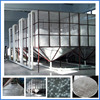 Hot sale eps silo for material storage