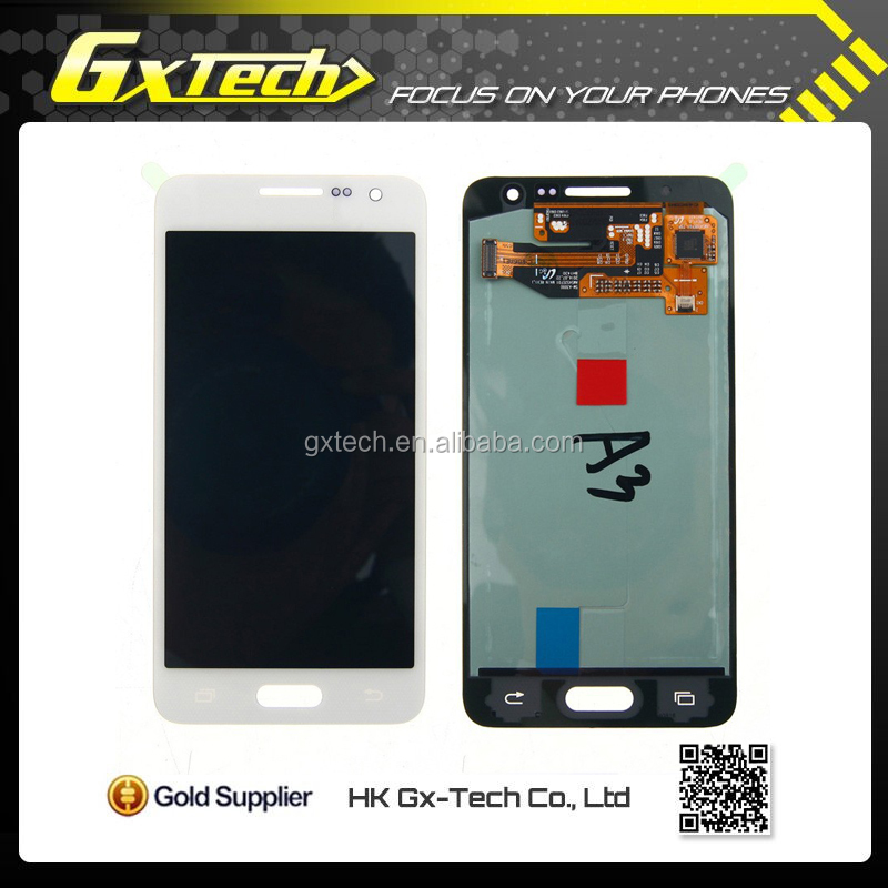 2015 Hot Sales for Samsung Galaxy A3 LCD Display Digitizer