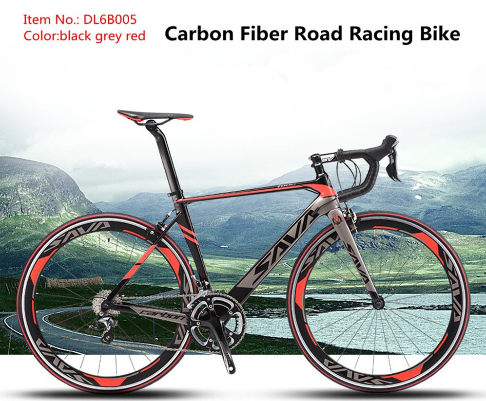 18Speed 700C carbon fiber road bike