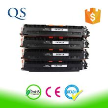 126A toner cartridge CE310a ce311a ce312a ce313A for hp color printer tonners