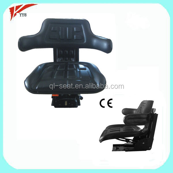 YY8 Aftermarket PVC Spare Parts New Holland Tractor Seat