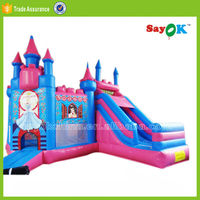 giant hello kitty inflatable slide bouncer pool with slide house