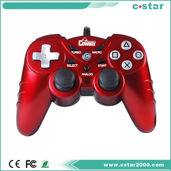 For Playstation 3 Controller with Soft handle for PS3 wired game controller