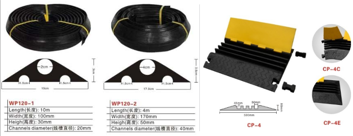 yellow black heavy duty pvc rubber corner guard for driveway event protector cable protector. Black Bedroom Furniture Sets. Home Design Ideas