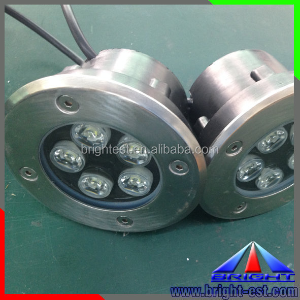 China manufacturer led underwater light 10w led lights for swimming
