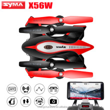 Foldable RC Drone Syma X56W Wifi Camera FPV Quadcopter Aircraft Remote Control Helicopter (X56 no Camera)