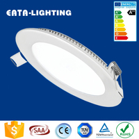 wholesale factory price round square led ceiling panel light
