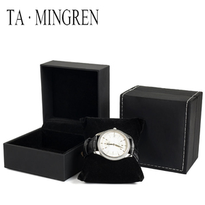 싼 OEM Custom PU Leather Watch Box 포장 Jewellery Box