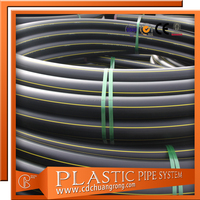 HDPE High Density Polyethylene Tube for Gas