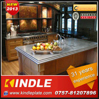 high class stainless steel kitchen cabinet for stylish home