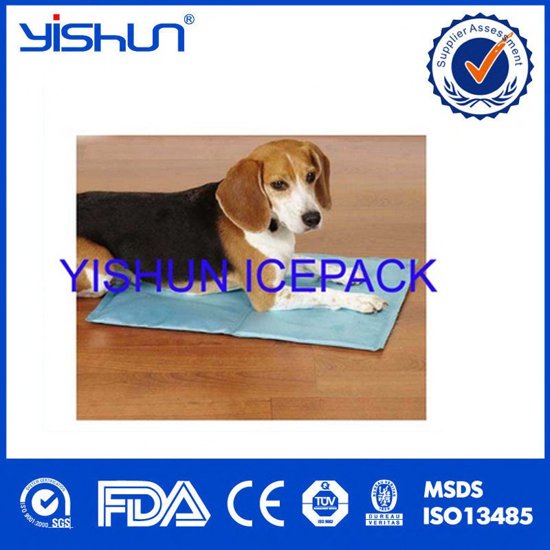 Custom cool pad for dog pet cooling mat stay calm products