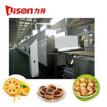 Direct gas ontslagen convenction biscuit bakken oven