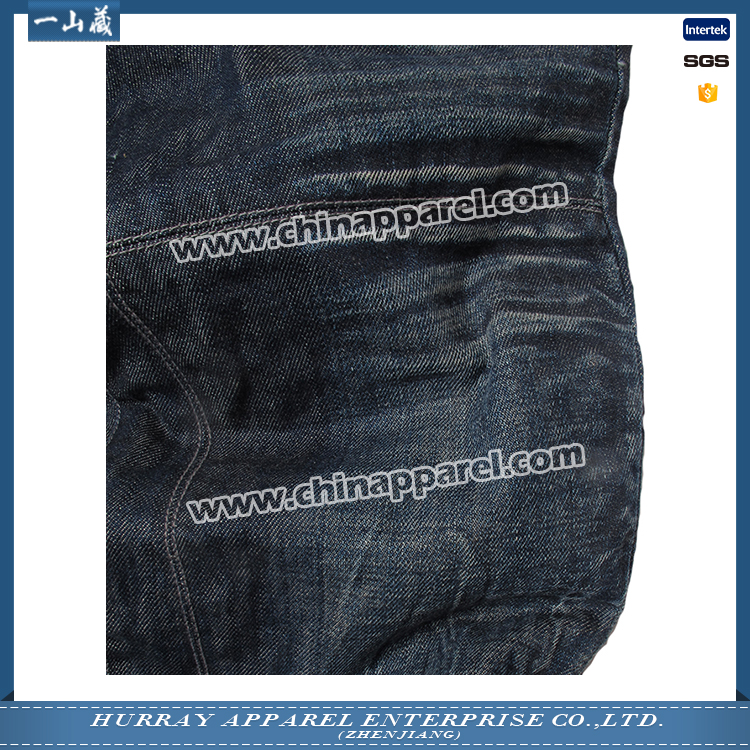 2017 New Arrival mens flap pockets jeans With Bottom Price