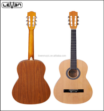 Best 36 inch spruce plywood classic guitar made in Guangzhou