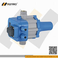 0010 EPC-1.1 Zhejiang Monro manufactory 10bar pump switch auto electrical manual reset pressure control switch