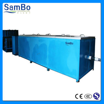 China best Ice Block Making Machines new design top output capacity block ice maker