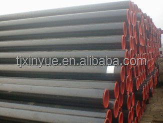Alibaba China API 5L PSL2 X65 Welded Steel Pipe Natural Gas Pipeline/ERW Line Pipes