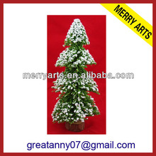 Wholesale 2014 hot style acrylic led wrought iron christmas tree