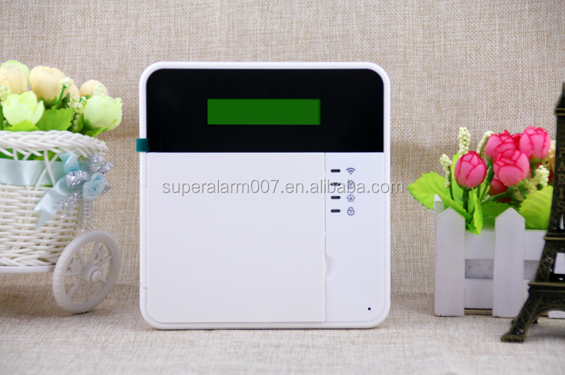 App security gsm alarm system L&L Smart X6